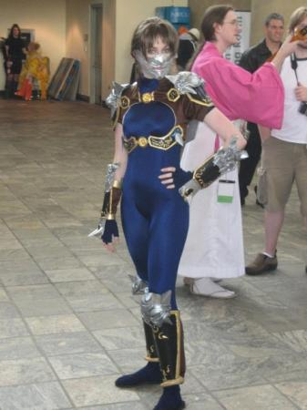 Taki from Soul Calibur 3 worn by Kurzes Haar