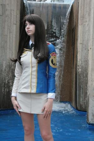 Reika Mishima from RahXephon worn by Kurzes Haar