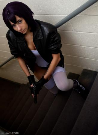 Motoko Kusanagi from Ghost in the Shell S.A.C worn by Kurzes Haar