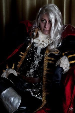Alucard from Castlevania: Symphony of the Night worn by Kurzes Haar