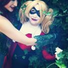Harley Quinn / Dr. Harleen Francis Quinzel  	 from Batman worn by LoveJoker