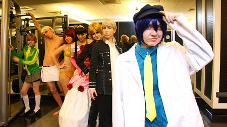 Naoto Shirogane from Persona 4 worn by LoveJoker