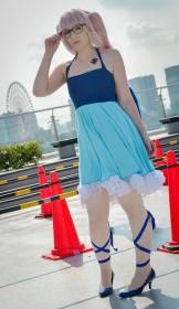 Rui Ninomiya from Gatchaman Crowds worn by LoveJoker