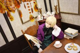 Alois Trancy from Black Butler by LoveJoker