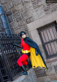 Robin from DC Comics worn by LoveJoker