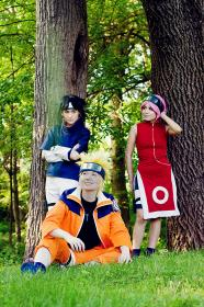 Naruto Uzumaki from Naruto worn by LoveJoker