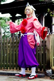 Waka from Okami worn by LoveJoker