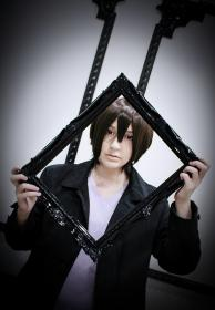 Kasuka Heiwajima from Durarara!! worn by LoveJoker