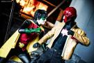 Damian Wayne from Batman worn by LoveJoker
