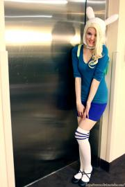 Fionna from Adventure Time with Finn and Jake worn by honeysaliva