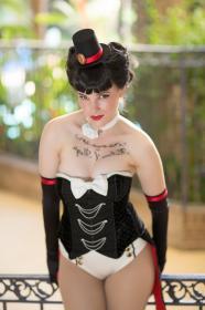 Zatanna Zatarra from DC Comics
