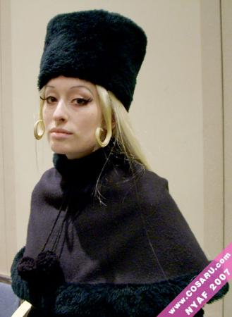 Maetel from Galaxy Express 999 worn by Strawberry Milk