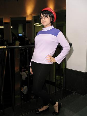 Hilde from Mobile Suit Gundam Wing worn by Erisaka