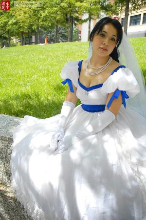 Nadeshiko Kinomoto from Card Captor Sakura worn by Erisaka