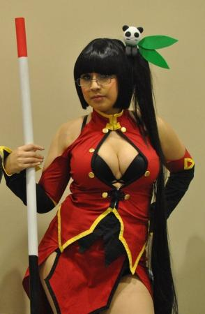 Litchi Faye-Ling from BlazBlue: Calamity Trigger worn by Erisaka