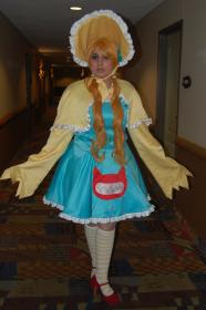 Candelaro from Madoka Magica worn by Erisaka