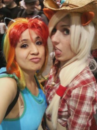 Rainbow Dash from My Little Pony Friendship is Magic worn by Erisaka