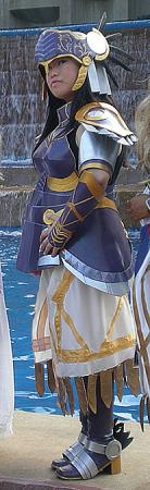 Hrist from Valkyrie Profile 2: Silmeria