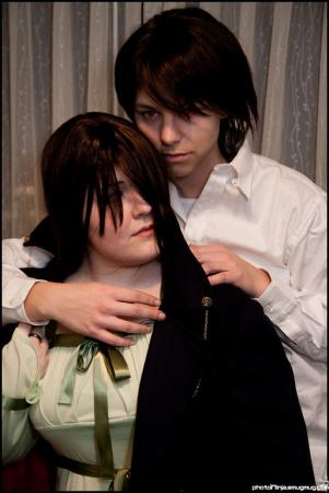 Yūki Cross from Vampire Knight worn by Xenedra