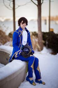 Lelouch Lamperouge from Code Geass R2