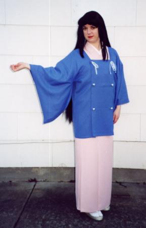 Megumi Takani from Rurouni Kenshin worn by Sailor Mo
