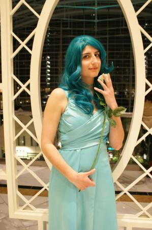 Princess Neptune from Sailor Moon worn by C-Rex