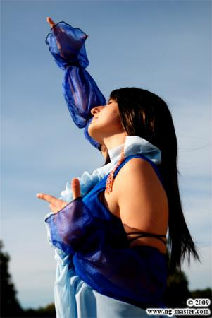 Lenne from Final Fantasy X-2 worn by christeenapants