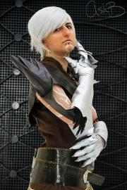 Fenris from Dragon Age 2 worn by C-Rex