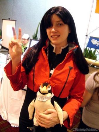 Misato Katsuragi from Neon Genesis Evangelion worn by Trin
