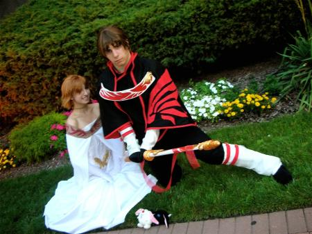 Syaoran from Tsubasa: Reservoir Chronicle (Worn by Robtachi)
