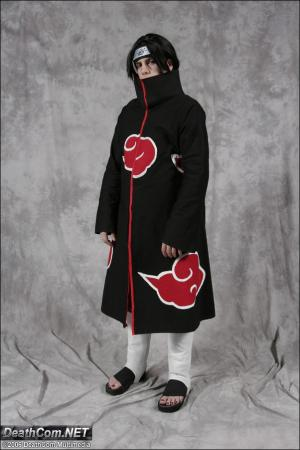 Itachi Uchiha from Naruto worn by Robtachi