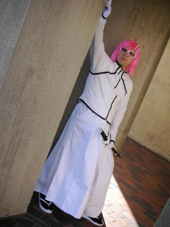 Szayel Aporro Grantz from Bleach worn by Robtachi
