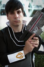 Commander Shepard from Mass Effect 2 worn by Robtachi
