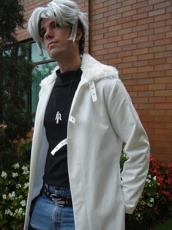Hatsuharu Sohma from Fruits Basket worn by Flexei