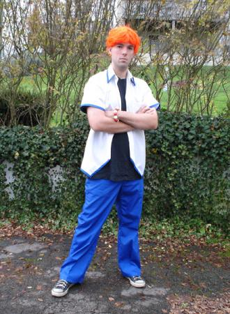Kyo Sohma from Fruits Basket worn by Flexei