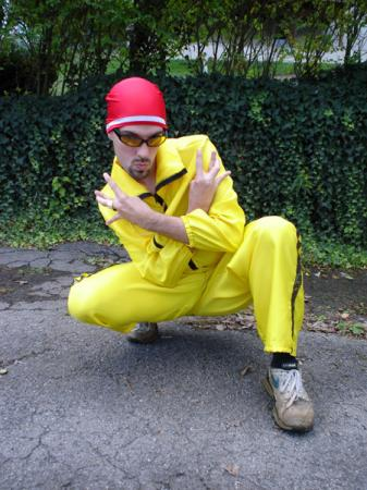 Ali G from Da Ali G Show worn by Flexei