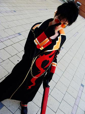 Kurogane from Tsubasa: Reservoir Chronicle worn by Flexei