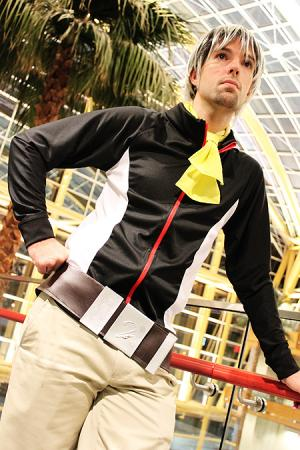 Holland Novak from Eureka seveN worn by Flexei