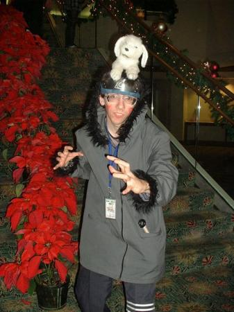 Kiba Inuzuka from Naruto worn by Kiba-kun