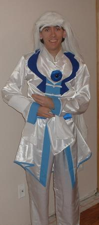 Yue from Card Captor Sakura worn by Kiba-kun