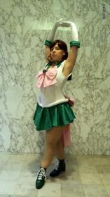 Super Sailor Jupiter from Sailor Moon Super S