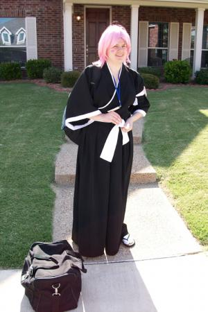 Yachiru Kusajishi from Bleach