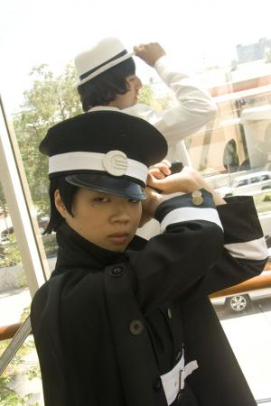Raidou Kuzunoha from Shin Megami Tensei: Devil Summoner 2