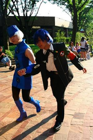 Elizabeth from Persona 3 worn by Ada