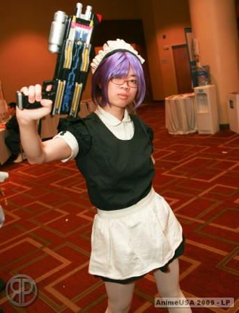 Yuki Nagato from Melancholy of Haruhi Suzumiya worn by Ada