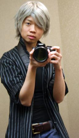 Takaba Akihito from Target in the Finder worn by Ada