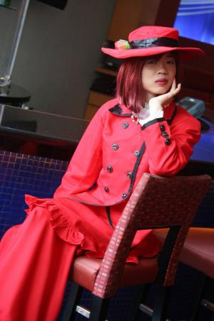Madam Red from Black Butler worn by Ada