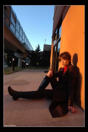 Tsukasa Kadoya from Kamen Rider Decade
