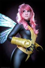 Pixie from X-Men worn by Zan