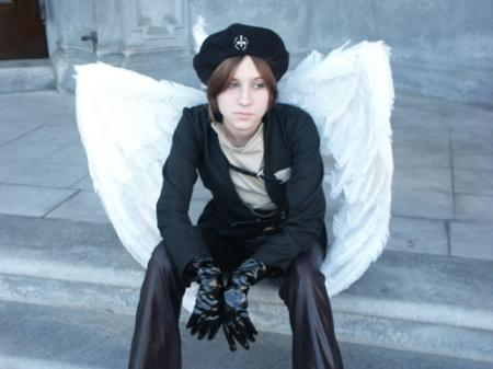 Setsuna Mudo from Angel Sanctuary worn by Zan